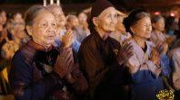 Đêm Vu Lan Ánh Trăng Hiếu Đạo tại chùa Ba Vàng