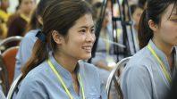 Phật tử Phạm Thị Yến chia sẻ về chủ đề cách làm phước để được hưởng nhiều đời