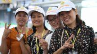 CLB Cúc Vàng tham quan Đài Loan
