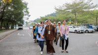 CLB Cúc Vàng tham quan Đài Loan ngày thứ hai