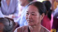 Cô Phạm Thị Yến chia sẻ Pháp tại Phú Thọ ngày 22/7 năm Mậu Tuất