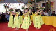Chùa Phú Lâu, huyện Lương Tài, tỉnh Bắc Ninh tổ chức Phật Đản