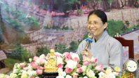 Hoạt động Phật sự của cô Phạm Thị Yến tháng 6 năm 2018