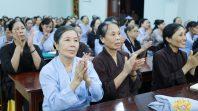 Phật tử Phạm Thị Yến trạch Pháp ngày 3/8 năm Mậu Tuất