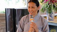 Phật tử Phạm Thị Yến chia sẻ về chủ đề Cầu cúng thế nào để được lợi ích