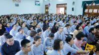 Phật tử Phạm Thị Yến giải đáp thắc mắc trong cuộc sống