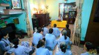 Phật tử Phạm Thị Yến chia sẻ về chủ đề Lợi ích của tu tập hòa hợp