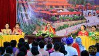 Phật tử trong CLB Cúc Vàng hướng về bậc Giác Ngộ Tối Tôn trong mùa Phật đản 2018