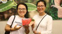 CLB Cúc Vàng thăm quan cửa hàng trà xanh tại Đài Loan ngày thứ ba