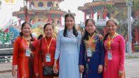 CLB Cúc Vàng thăm quan Đầm Liên Trì tại Đài Loan ngày thứ ba