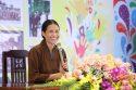 Cô Phạm Thị Yến giao lưu với CLB Tuổi Trẻ