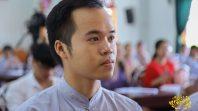 Cô Phạm Thị Yến họp trưởng phó CLB Tuổi Trẻ