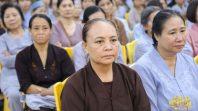 Phật tử Phạm Thị Yến trạch Pháp thường kỳ năm Mậu Tuất