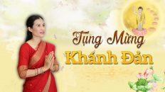 Tụng mừng khánh đản Phạm Thị Yến chùa Ba Vàng