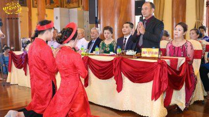 Ấn tượng Lễ Hằng Thuận của Phật tử trẻ đạo tràng Minh Long Ba Đình - Hà Nội