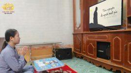 Phật tử Đỗ Thị Nga xem video Tâm nguyện độ người xuất gia của Sư Phụ Thích Trúc Thái Minh