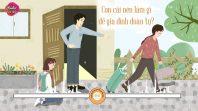 Con cái nên làm gì để gia đình đoàn tụ?