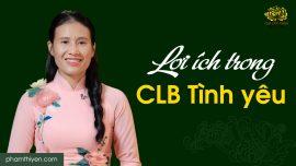 Lợi ích khi tham gia CLB Tình yêu - Hôn nhân - Gia đình Phật tử