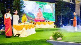 Bữa cơm cuối cùng của Đức Phật