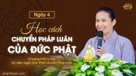 Học cách chuyển Pháp luân của Đức Phật